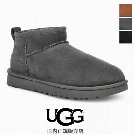【国内正規販売店】UGG アグ classic ultra mini クラシックウルトラミニ 1116109