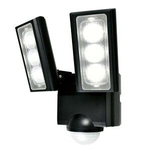 【代引き・同梱不可】ELPA(エルパ) 屋外用LEDセンサーライト 乾電池式 ESL-312DC