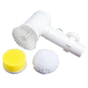 【代引き・同梱不可】コードレスお掃除ブラシ風呂 キッチン 電動ブラシ