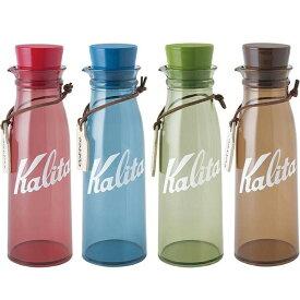 【代引き・同梱不可】Kalita(カリタ) コーヒーストレージボトル 300ml ブラウン・44240