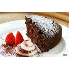 【代引き・同梱不可】ORGRAN グルテンフリー チョコレートケーキミックス 375g×8セット 393108