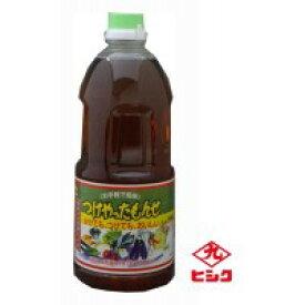 【代引き・同梱不可】ヒシク藤安醸造 つけやったもんせ 1L×8本鹿児島 つけもの 野菜