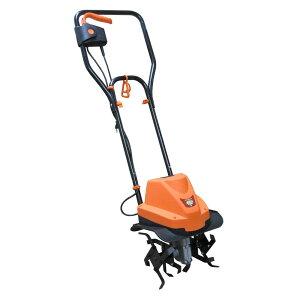 【代引き・同梱不可】家庭用電動耕運機 耕す造 500W AKT-500WR
