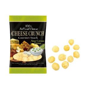【代引き・同梱不可】トップフード チーズクランチ サワークリームオニオン 20袋 100001874