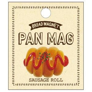 【代引き・同梱不可】PANMAG パンマグネット ソーセージ b075 5個セット