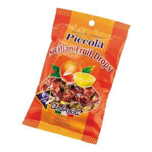 【代引き・同梱不可】ambrosoli(アンブロッソリー) キャンディ ピッコラ シシリアンフルーツ 袋入 60g×12袋お菓子 あめ 飴