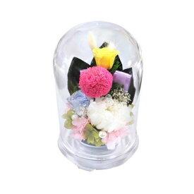 【代引き・同梱不可】プリザーブドフラワー(お供えアレンジメント) 花ごころL C2020L