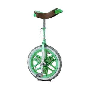 【代引き・同梱不可】一輪車 スケアクロー グリーン SCW16GE