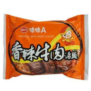 【代引き・同梱不可】味味A  インスタント麺 香辣牛肉(ビーフ味) 80g 30袋セット 941