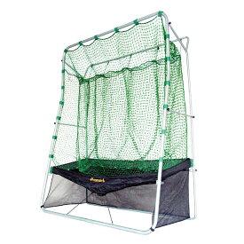 【代引き・同梱不可】Promark プロマーク バッティングトレーナー・ネット連続 軟式球対応 HTN-85野球 野球用 便利