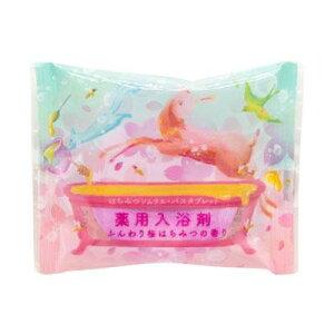 【代引き・同梱不可】はちみつソムリエ・バスタブレット ふんわり桜はちみつの香り 12個入り