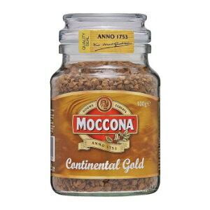 【代引き・同梱不可】MOCCONA(モッコナ) コンチネンタルゴールド 100g×12個セットケニア カフェ カメルーン