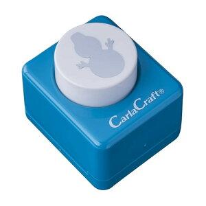 【代引き・同梱不可】Carla Craft(カーラクラフト) クラフトパンチ(大) ゆきだるま CP-2 4100750