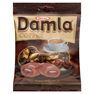 【代引き・同梱不可】tayas(タヤス) ダムラ コーヒーソフトキャンディ 90g×24セット