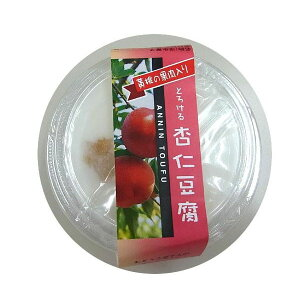【代引き・同梱不可】とろける杏仁豆腐 24個セット