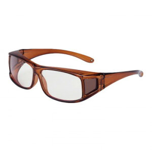 【代引き・同梱不可】鯖江製レンズのオーバーグラス ライトブロッカー夜間 まぶしさ軽減 ブルーライトカット
