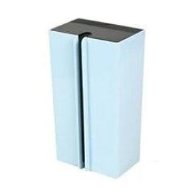 【代引き・同梱不可】縦型ペーパータオルホルダー 壁掛・卓上タイプ PTH200  ブルー洗面 ケース シンプル