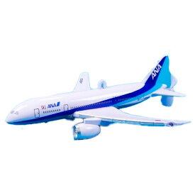 【代引き・同梱不可】エアプレーングッズ 空飛ぶブンブンジェットANA MT430エアクラフト 飛行機 全日空