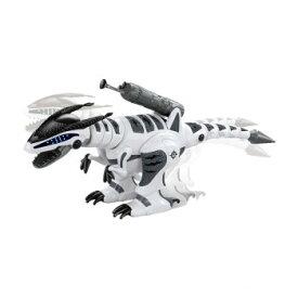【代引き・同梱不可】TKSK 恐竜型ロボット ROBODINOSAUR X ロボダイナソーエックス ホワイト TK-025