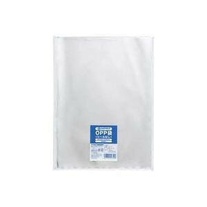 (まとめ)ジョインテックス OPP袋(シールなし)A4 100枚 B625J-A4【×10セット】【日時指定不可】