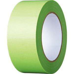 (まとめ)養生テープ 50mmx50m 緑【日時指定不可】