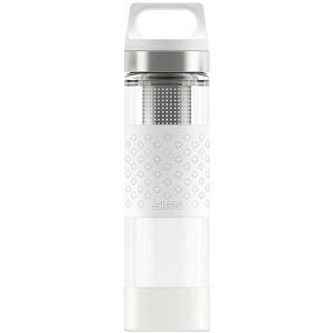 SIGG(シグ) 保温・保冷ボトル ホット&コールド グラス 0.4L【日時指定不可】