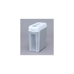 アイリスオーヤマ マイクロカットシュレッダー (A4サイズ/CD・DVD・カードカット対応) ホワイト/グレー KP6HMCS【日時指定不可】