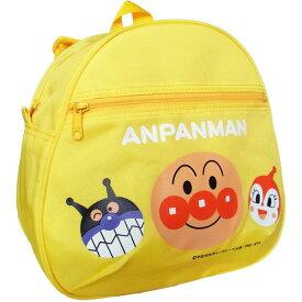 アンパンマンDバッグ リュック【キッズ】【2個セット】【イエロー】【日時指定不可】