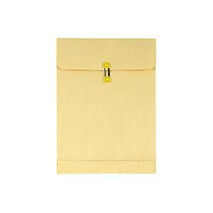 (まとめ) ピース マチ・ヒモ付保存袋 クラフトA3 120g 170-30 1パック(10枚) 【×10セット】【日時指定不可】