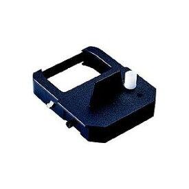 (まとめ) セイコープレシジョン タイムレコーダ用インクリボン 黒 TP-1051SB 1個 【×10セット】【日時指定不可】