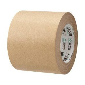 (まとめ) 積水化学 クラフトテープ 100mm×50m K50SX06 1巻 【×30セット】【日時指定不可】