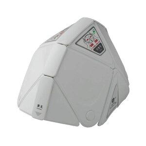 ミドリ安全 折りたたみヘルメットTSC-10フラットメット【日時指定不可】