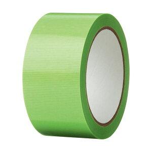 (まとめ)寺岡製作所 養生テープ 50mm×25m 若葉 TO4100G-25 1巻 【×10セット】【日時指定不可】