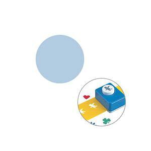 (まとめ)カール事務器 クラフトパンチ スモールサイズ (サークル1/2) CP-1 1個 【×10セット】【日時指定不可】