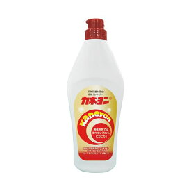 (まとめ) カネヨ石鹸 液体クレンザー カネヨン 本体 550g【×30セット】【日時指定不可】