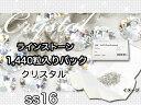 業務用パック (1440粒入り) クリスタルss16 スワロフスキー (Swarovski)/ラインストーン
