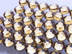 2000 ライトコロラドトパーズss3 (100粒) スワロフスキー (Swarovski)/ラインストーン