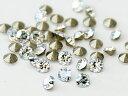 スワロフスキー チャトン#1028 クリスタルムーンライト PP11(約1.70-1.80mm) 100粒