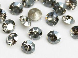 スワロフスキー チャトン#1088 クリスタルサテンPP24(約3.1mm) 100粒