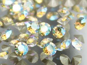 スワロフスキー チャトン#1088 ジョンキルシマー PP24(約3.1mm) 100粒