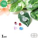 4種類セット 四角形・三角形・宝石型・ネコ型 シリコンモールド レジンクラフト【アクセサリー 手芸 パーツ 金…