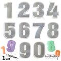 10個【シリコンモールド】数字のシリコンモールド10種セット|アクセサリー手芸アクセサリーパーツハンドメイド材料キーホルダープレゼント番号セッティング土台
