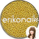 [宅急便限定]ジュエリーコレクション (ERI-119)高品質メタルブリオン ゴールドerikonail(エリコネイル)