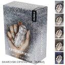 ピクシー スワロフスキー BUBBLE(バブル) クリスタル スワロ SWAROVSKI CRYSTAL PIXIE 5g 全6色 ラインストーン ネイ…