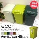 ダストボックス ごみ箱 ゴミ箱 ダストボックス 大容量 インテリア雑貨 ダストボックス 45L 45リットル 分別 カラフル …