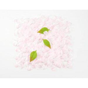 桜吹雪(約600枚パック)(ライトピンク)桜のフラワーシャワー(FLE7009LTPK)☆[ローズペタル 花吹雪 桜吹雪 造花 花びら 桜 結婚式 フラワーシャワー]