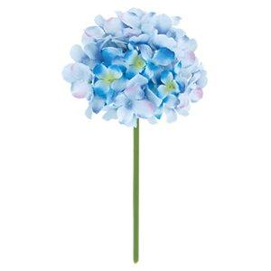 ファインアジサイピック(ブルー)(FLP6013BL)[ファインアジサイ あじさい アジサイ 紫陽花 造花 ピック アートフラワー アレンジ]