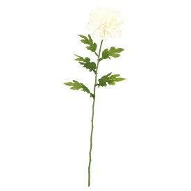 ダリア(ホワイト)(FLS5320WH)[ダリア だりあ ダリヤ 造花 アートフラワー スプレイ]