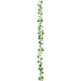 ニューアイビーガーランド *162(ワイヤー入)(グリーンホワイト)【観葉植物・フェイクグリーン】