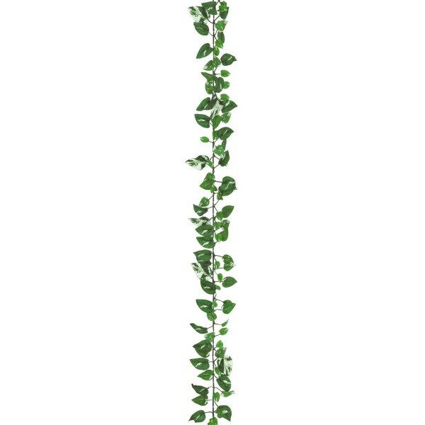 ミニポトスガーランド x 176(ワイヤー入)(グリーン)【観葉植物・フェイクグリーン】